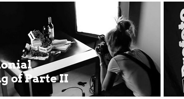 Profoto B2 - Making Of - Parte II