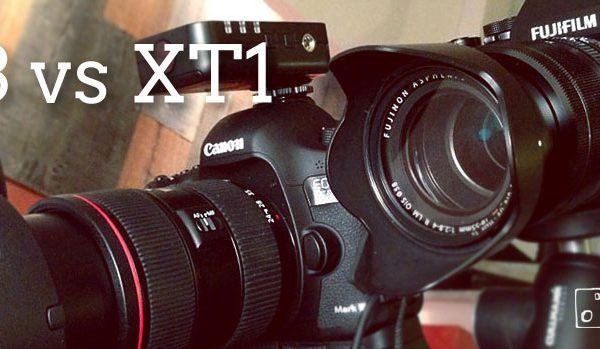 Canon 5DmkIII vs Fujifilm XT1 (Parte I)