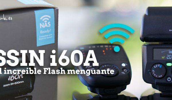 Nissin i60A, el increíble flash menguante