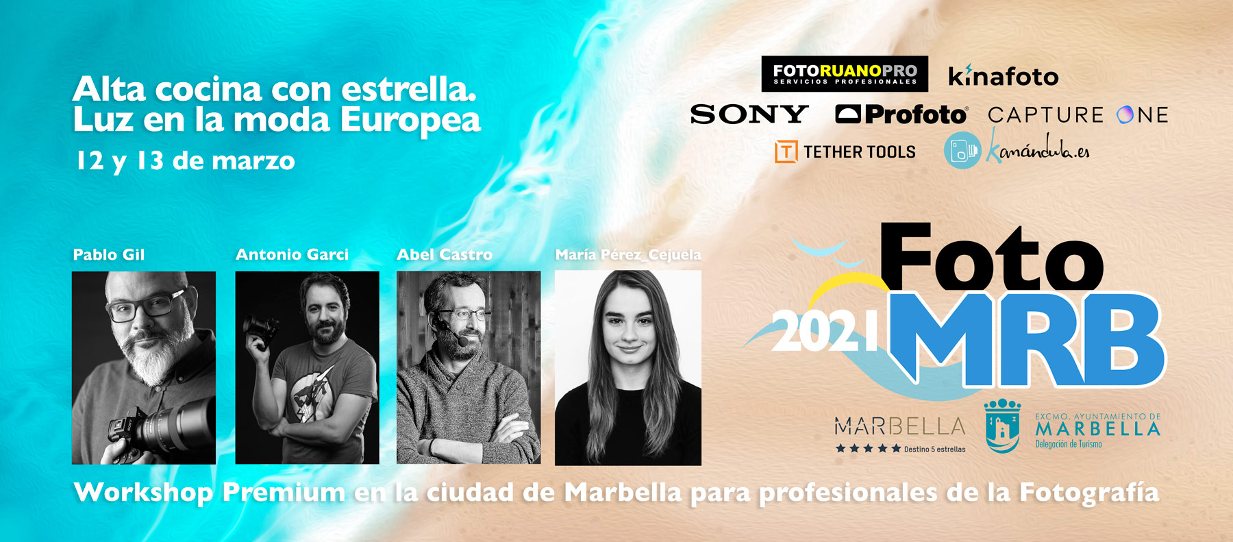 Foto MRB 2021 Marbella Workshop premium
